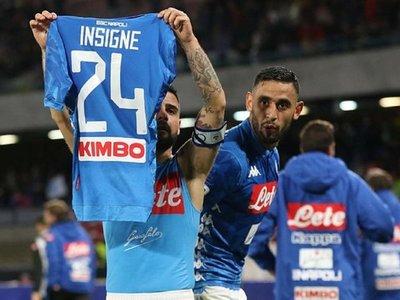Insigne, de penal en el 96, certifica la segunda posición del Napoli