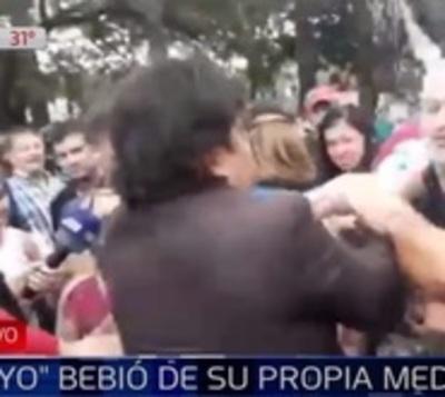 """Kelembú contra Payo: """"Yo debía ser el intendente"""""""