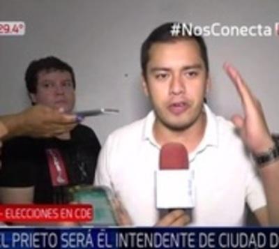 """Miguel Prieto: """"Hoy damos fin a la corrupción en Ciudad del Este"""""""