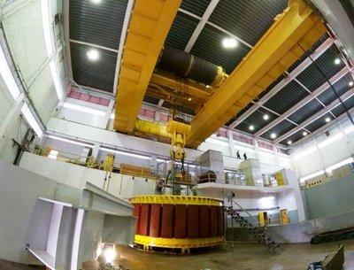 Repotenciación de turbina de Acaray