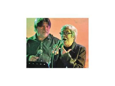 Flecha, Parodi y Todd,  con la guarania en Buenos Aires