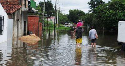 Temporal afecta a pobladores de Ñeembucú