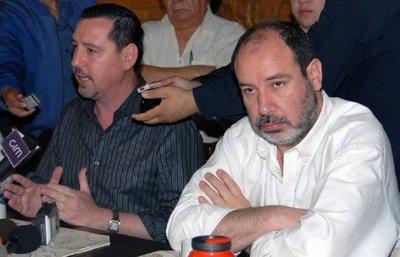 """Justo Zacarías: """"Duele que CDE deje de estar a cargo del Partido Colorado"""""""