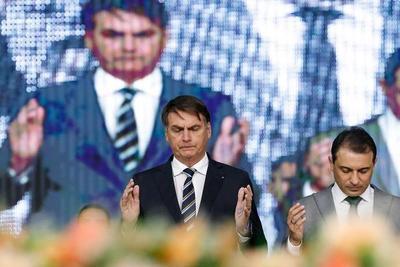 Bolsonaro, en pie de guerra con el mundo de la cultura y la educación
