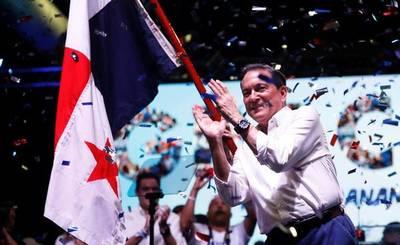 'Nito' Cortizo gana las elecciones en Panamá por la mínima