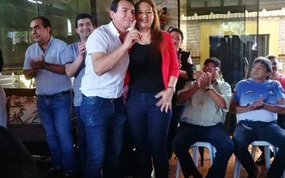 Wilberto Cabañas acusa a Lilian de Aguinagalde por la derrota