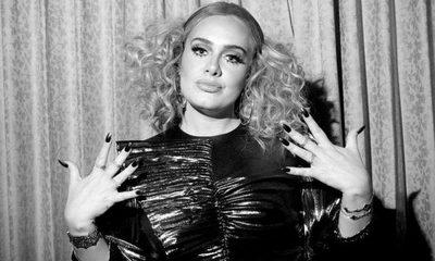 """Adele insinúa el lanzamiento de su nuevo álbum, """"30"""""""