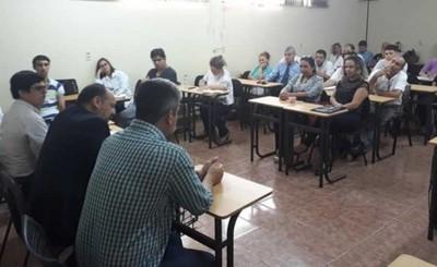 Consensúan acciones para paliar necesidades de salud en Alto Paraná