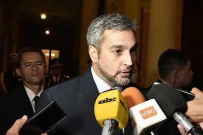 Mandatario felicitó jornada electoral en CDE y destacó alternancia como herramienta necesaria