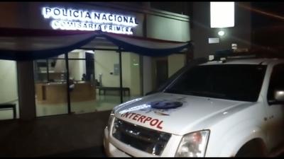 INTERPOL TRASLADA AL DESCUARTIZADOR A LA CAPITAL.