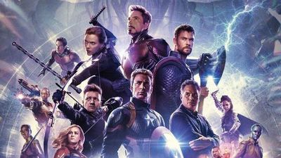 """Avengers: Endgame"": vista por miles en Paraguay"