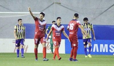 Nacional se hizo con su segunda victoria consecutiva
