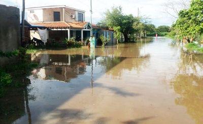 Declaran emergencia distrital en Ñeembucú
