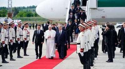 Histórica visita del papa Francisco a Macedonia