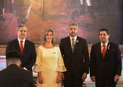 Ana María Zubizarreta asumió como nueva escribana mayor de Gobierno
