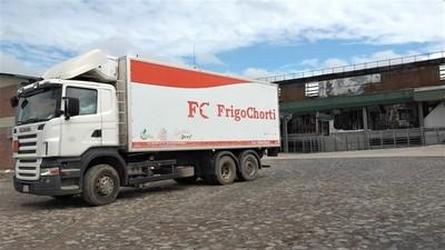 Frigochorti retoma actividades a un mes del incendio de gran magnitud