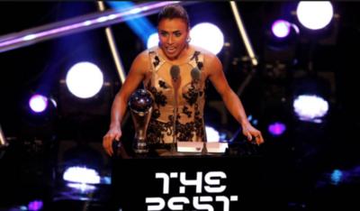 HOY / Los Premios 'The Best' incluirán dos nuevos galardones de fútbol femenino