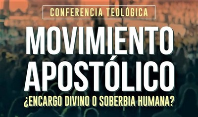 Cemta lanza una conferencia teológica sobre movimiento apostólico