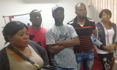 Rechazan ingreso irregular de 10 extranjeros provenientes de China y Haití