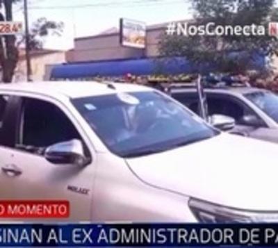 Asesinan a exadministrador de Pavão en Pedro Juan Caballero