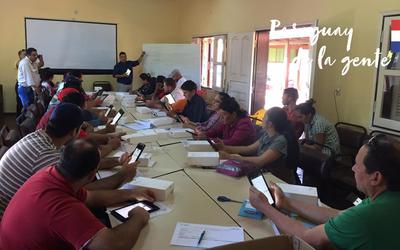 Realizan censo de productores de yerba mate en Itapúa