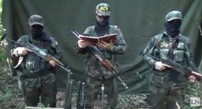 HOY / Vocero de Fuerza Conjunta   dice: desertores del EPP y   EML son la 'nueva' ACA