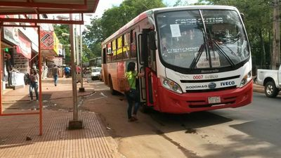 Transportistas de CDE podrían perder itinerarios por incumplir ordenanza