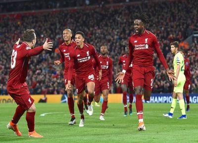 Noche mágica para el Liverpool