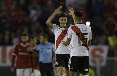 River Plate salvó el invicto