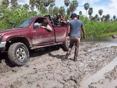 Falta de energía eléctrica aumenta aislamiento de poblados del Chaco