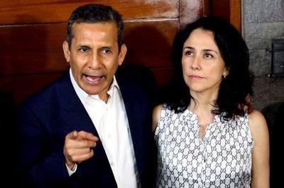 Fiscalía pide 20 años de prisión para Humala