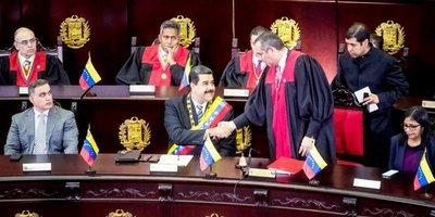 Supremo chavista procesa a diputados cercanos a Guaidó