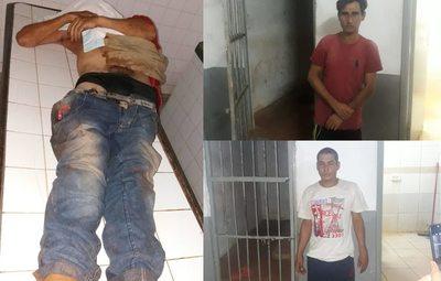 Ronda de tragos termina con un hombre muerto y dos detenidos