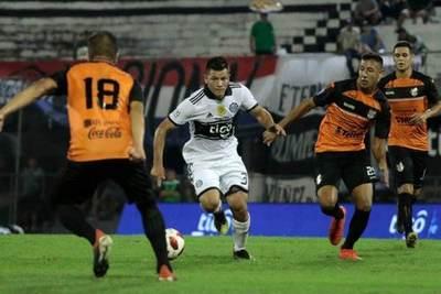 Goles Apertura 2019 Fecha 20: Olimpia 4 – Gral. Díaz 1