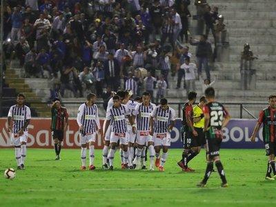 Palestino asegura su pase a la Copa Sudamericana y hunde al Alianza Lima