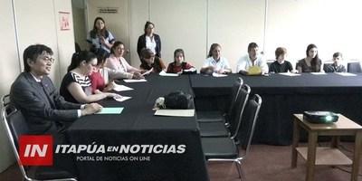 NOVEDOSO TALLER DE ORIGAMI SE DESARROLLÓ EN ENCARNACIÓN.