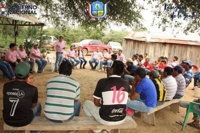Gobernación de Boquerón acercó servicios a comunidades indigenas