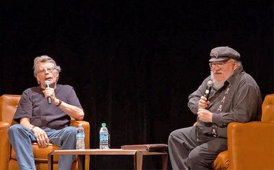 "Stephen King sugiere final para ""Juego de tronos"""