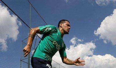 Palmeiras comprará el pase de Gómez