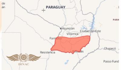 Tormentas seguirán afectando a la zona Sur