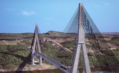 Segundo puente en Foz estará preparado para transporte pesado