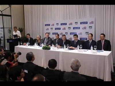 Banco Regional conjuntamente con OPIC y Citi invertirán $184 millones de dólares a PYMES