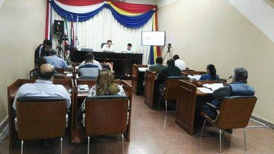 ENCARNACIÓN: POR FALTA DE DOCUMENTOS RECHAZAN EJECUCIÓN PRESUPUESTARIA 2018