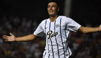 HOY / Oscar Cardozo y una conquista particular en la Libertadores