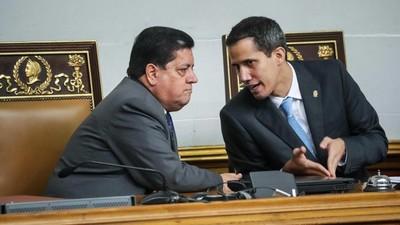 El régimen de Maduro detiene al vicepresidente del Parlamento de Venezuela