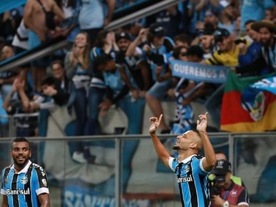 Gremio acompaña a Libertad y Católica pasa a la Sudamericana