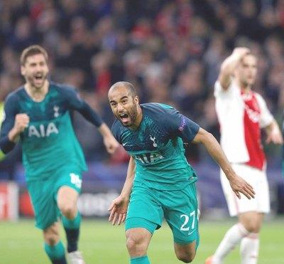 Tottenham fue una Mouravilla