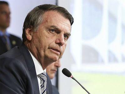 """Bolsonaro afirma que """"el racismo es cosa rara"""""""