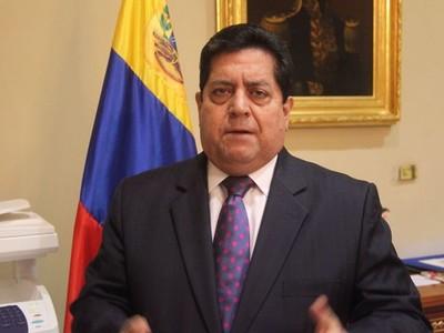 Arrestan a vicepresidente del Parlamento venezolano