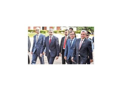 Marito advierte que sacará  a los ministros que no rinden